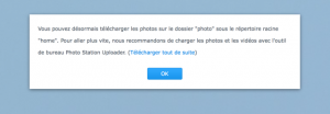 Photo Station Uploader