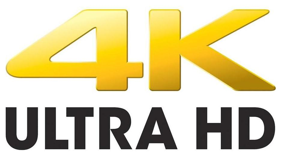 Logo 4K & Ultra HD