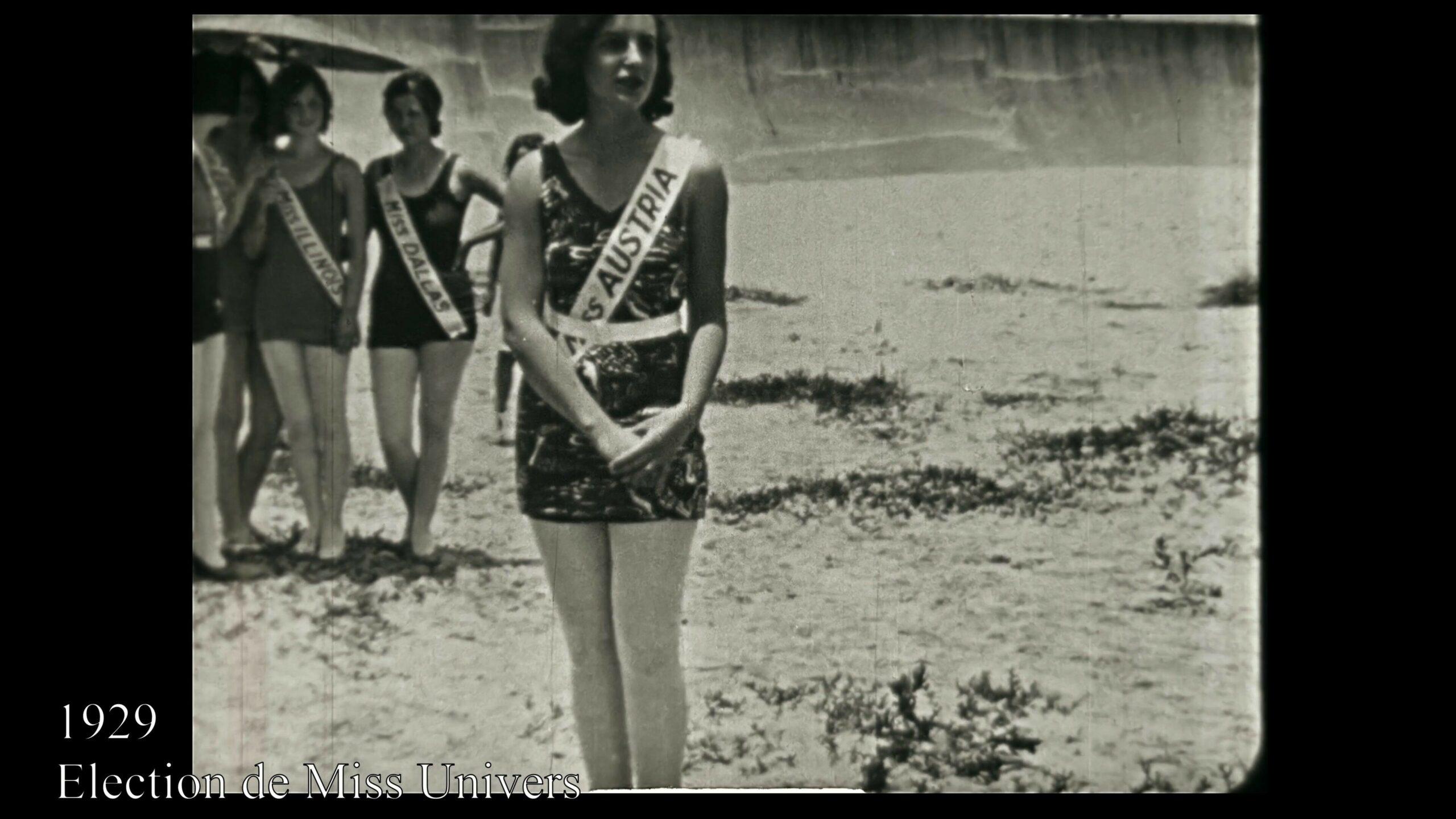 Élection Miss Univers 1929