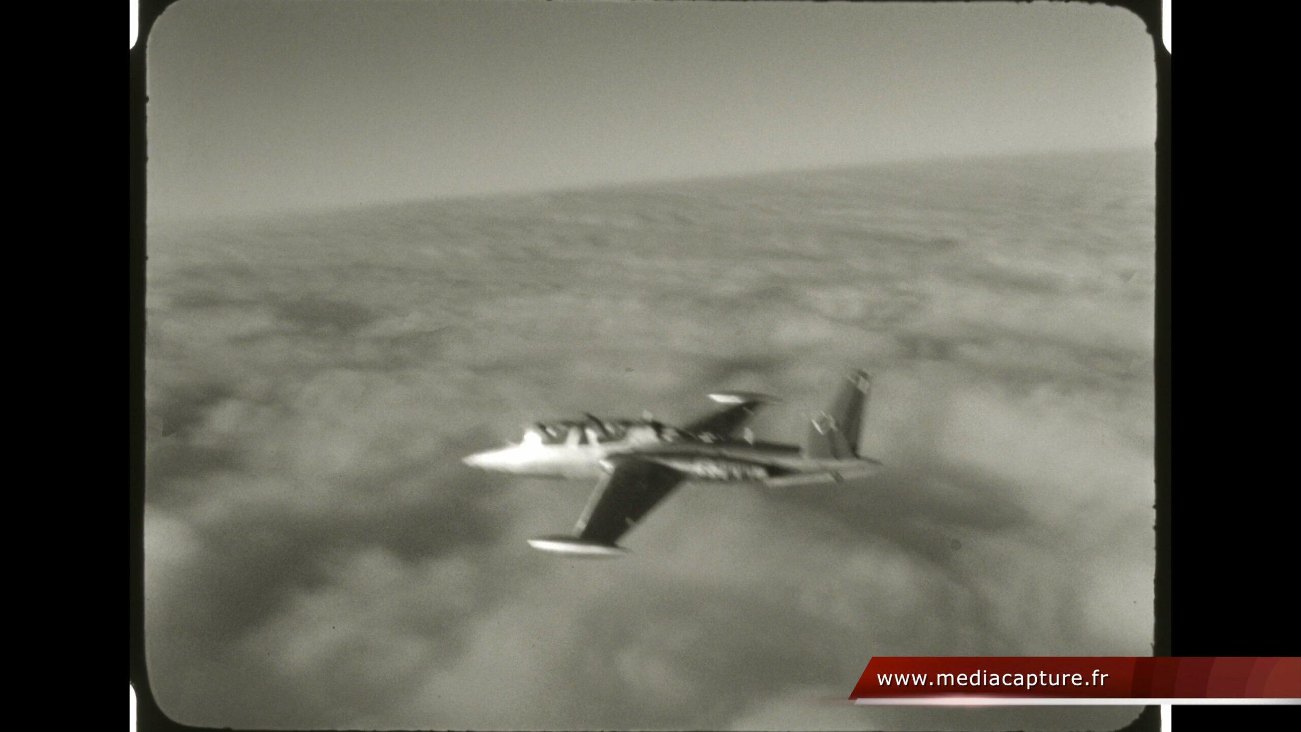 A bord du CM173 SUPER MAGISTER - 1965 - 720p www.mediacapture.fr