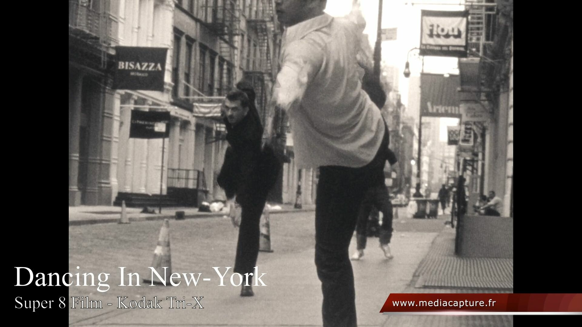 Dancing In NY - Super 8 - HD - mediaCapture